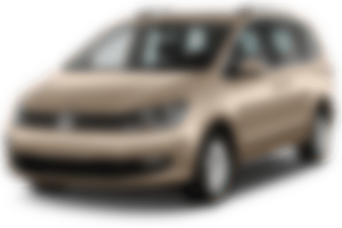 VW Sharan UNITED