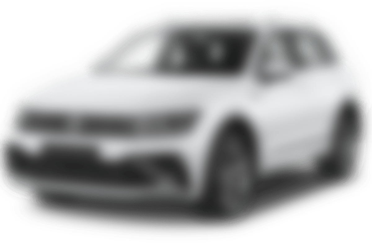 VW Tiguan (neues Modell)