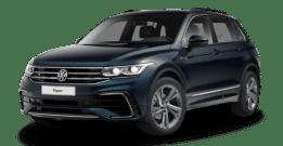 VW Tiguan R-Line 1.5 TSI DSG, Automatik, 150PS, Benziner