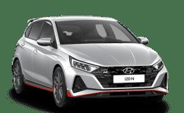 Hyundai i20 N, 1.6 T-GDI 204 PS, Manuell, Benziner