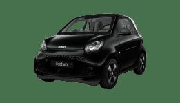 Smart EQ fortwo Coupé, 82 PS, Automatik, Elektro