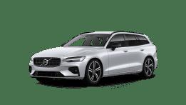 Volvo V60 B5 R-Design, 250 PS, Automatik, Benziner
