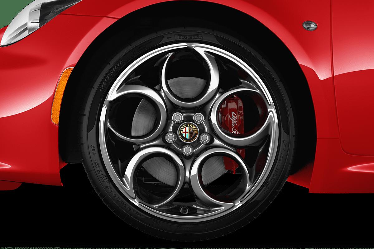 Alfa Romeo 4C wheelcap