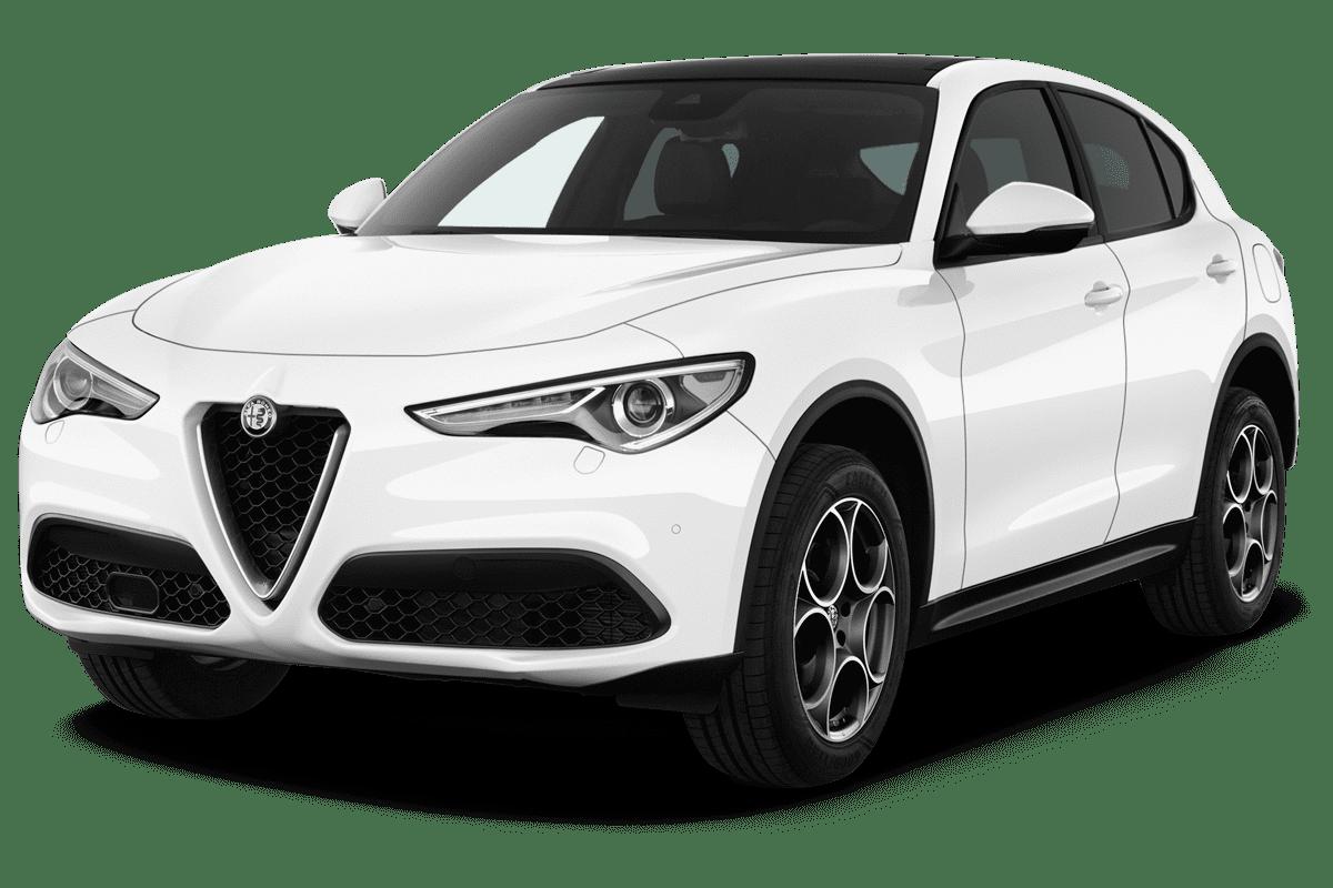 Alfa Romeo Stelvio  angularfront