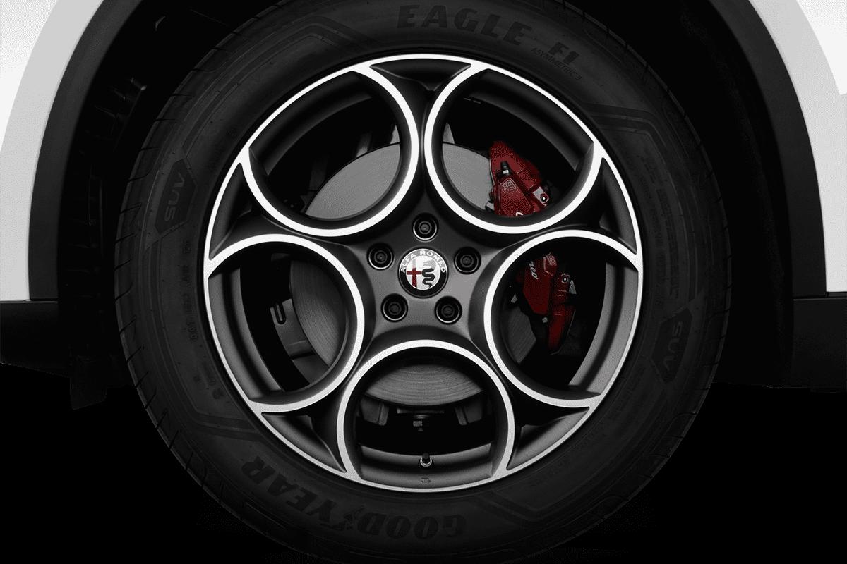 Alfa Romeo Stelvio  wheelcap