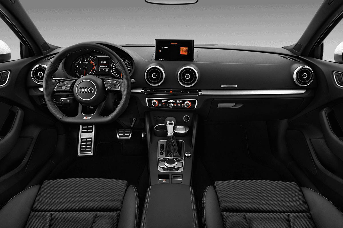 Audi A3 Limousine BEST DEAL dashboard