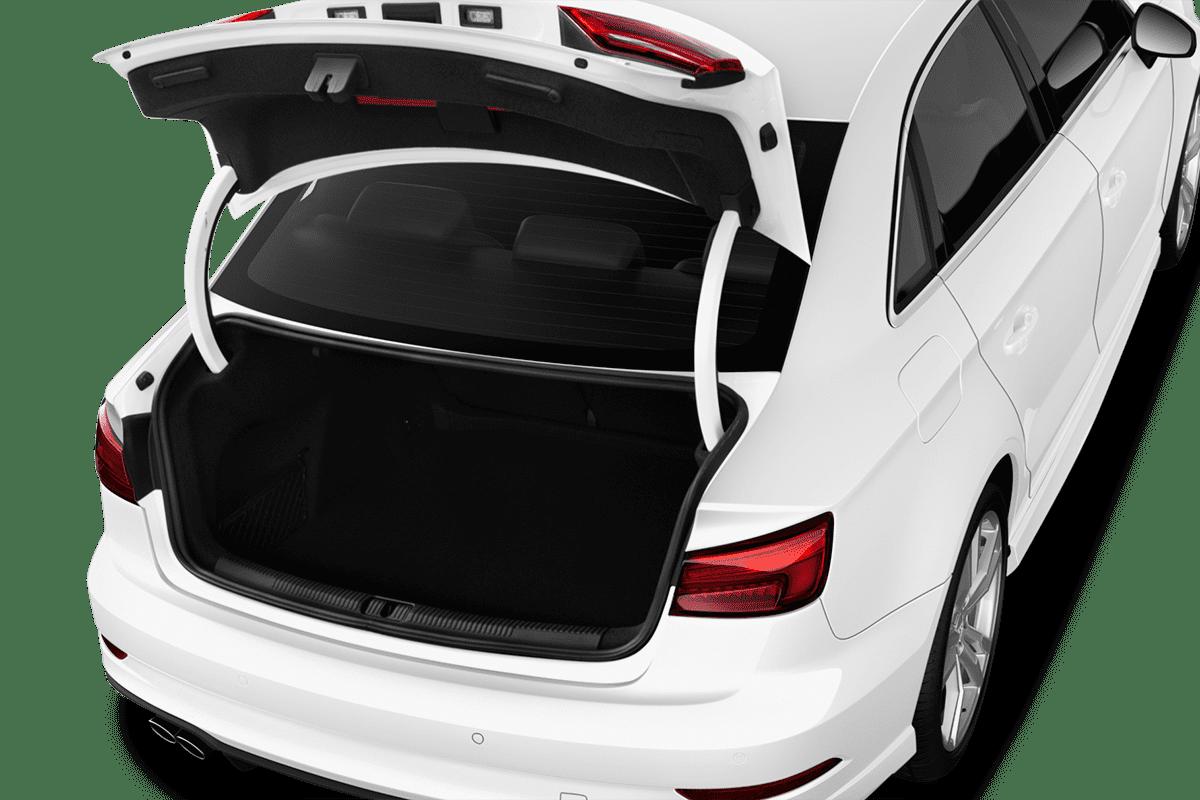 Audi A3 Limousine BEST DEAL trunk