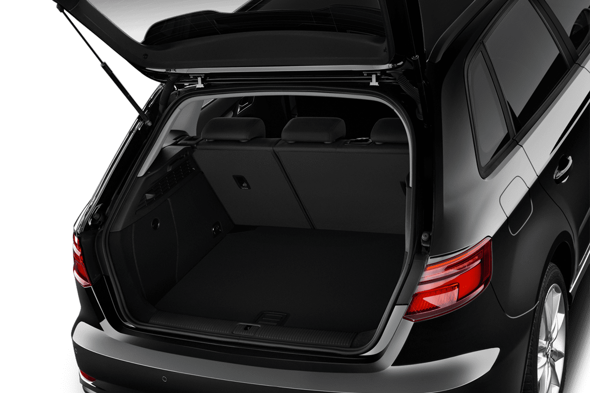 Audi A3 Sportback All-in-One-Paket trunk