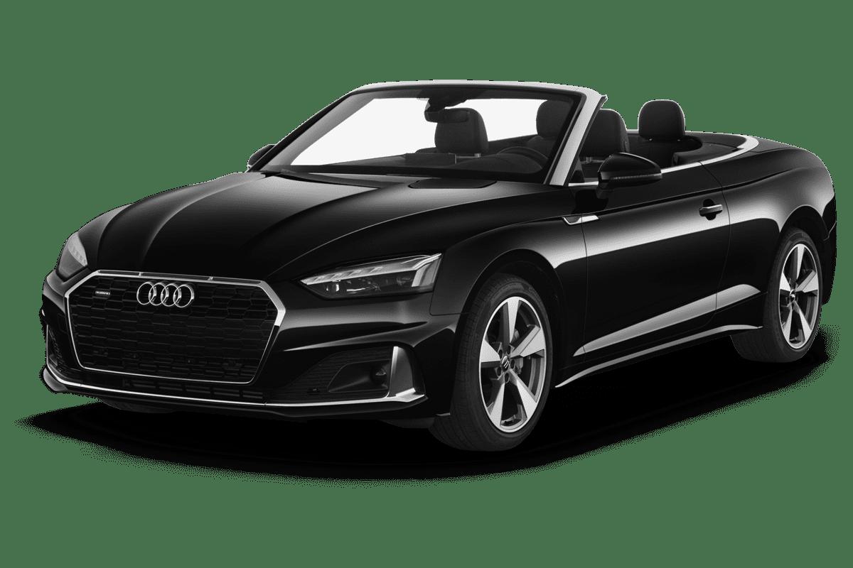 Audi A5 Cabriolet angularfront