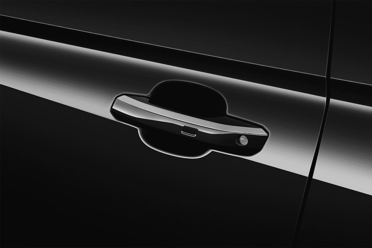 Audi A5 Cabriolet doorhandle