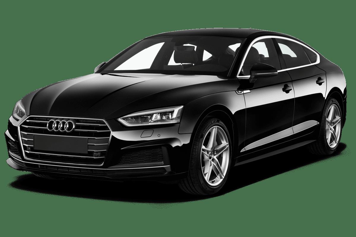 Audi A5 Sportback g-tron angularfront