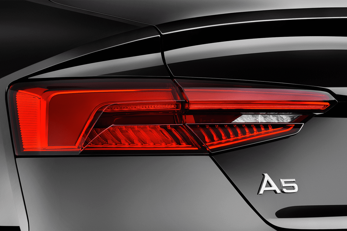 Audi A5 Sportback g-tron taillight