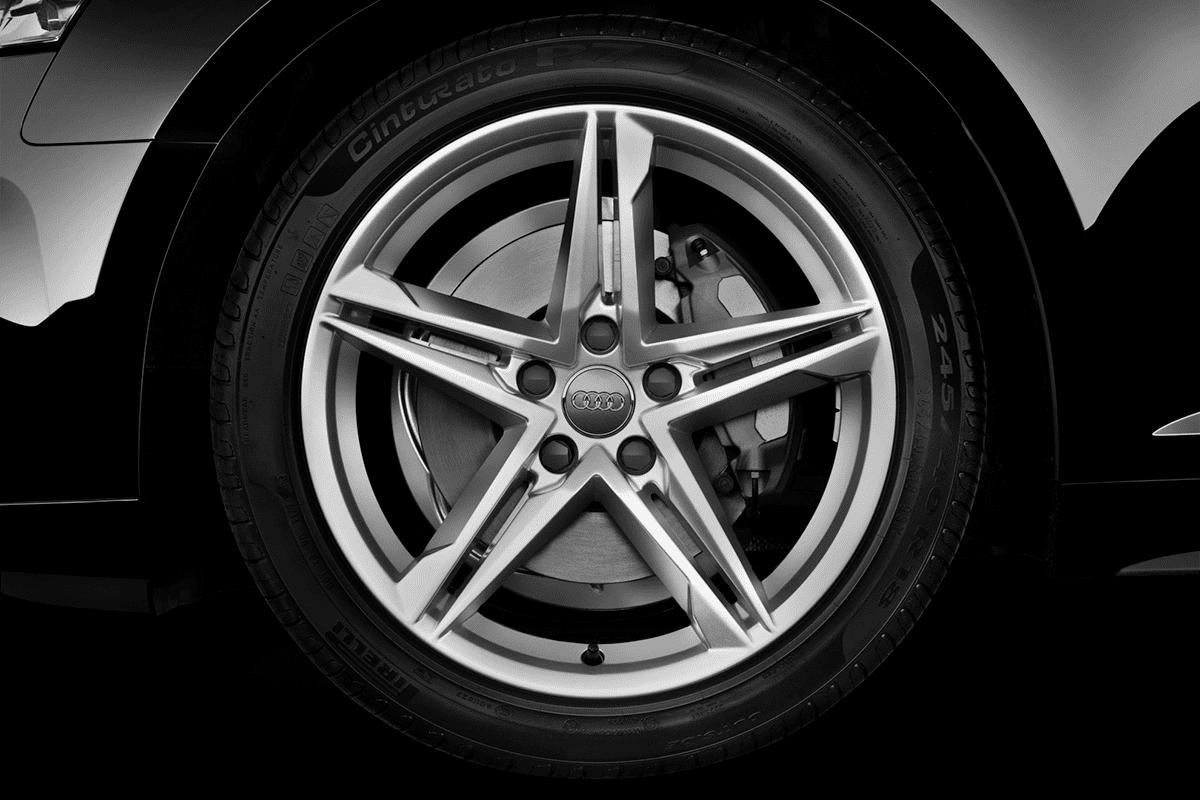 Audi A5 Sportback g-tron wheelcap