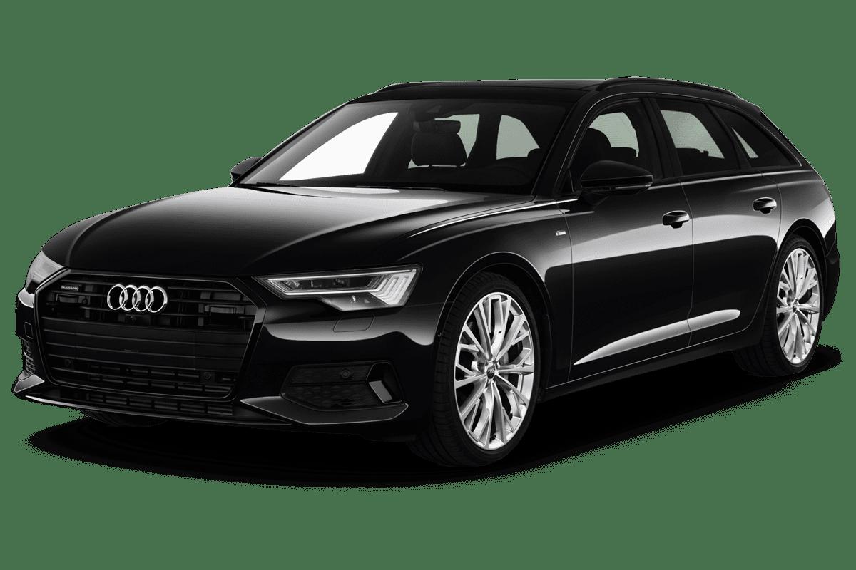 Audi A6 Avant TFSI e angularfront