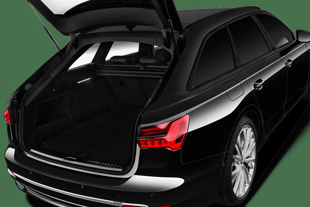 Audi A6 Avant TFSI e trunk