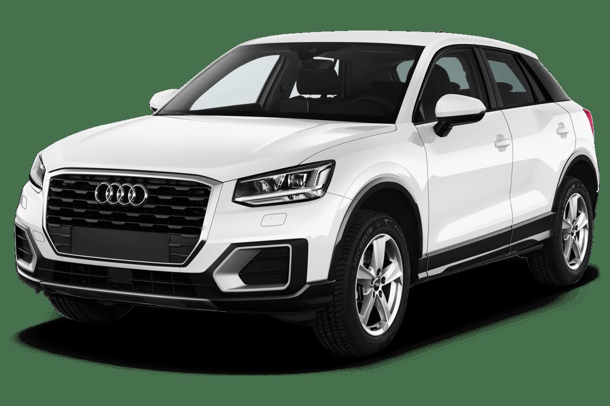 Audi Q2 All-in-One-Paket angularfront