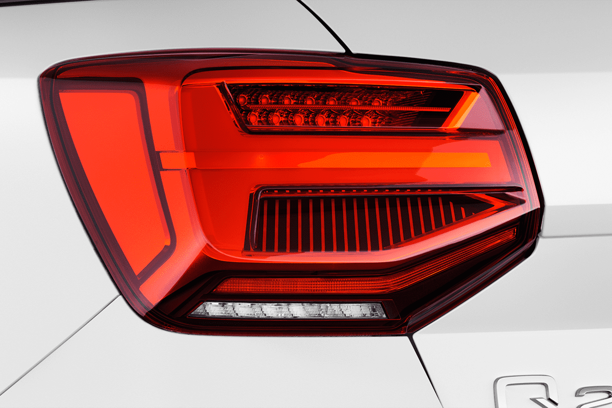 Audi Q2 All-in-One-Paket taillight