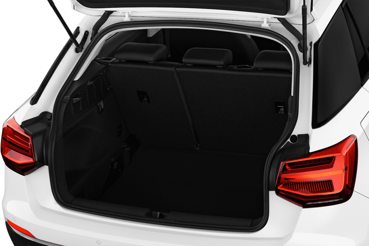 Audi Q2 All-in-One-Paket trunk