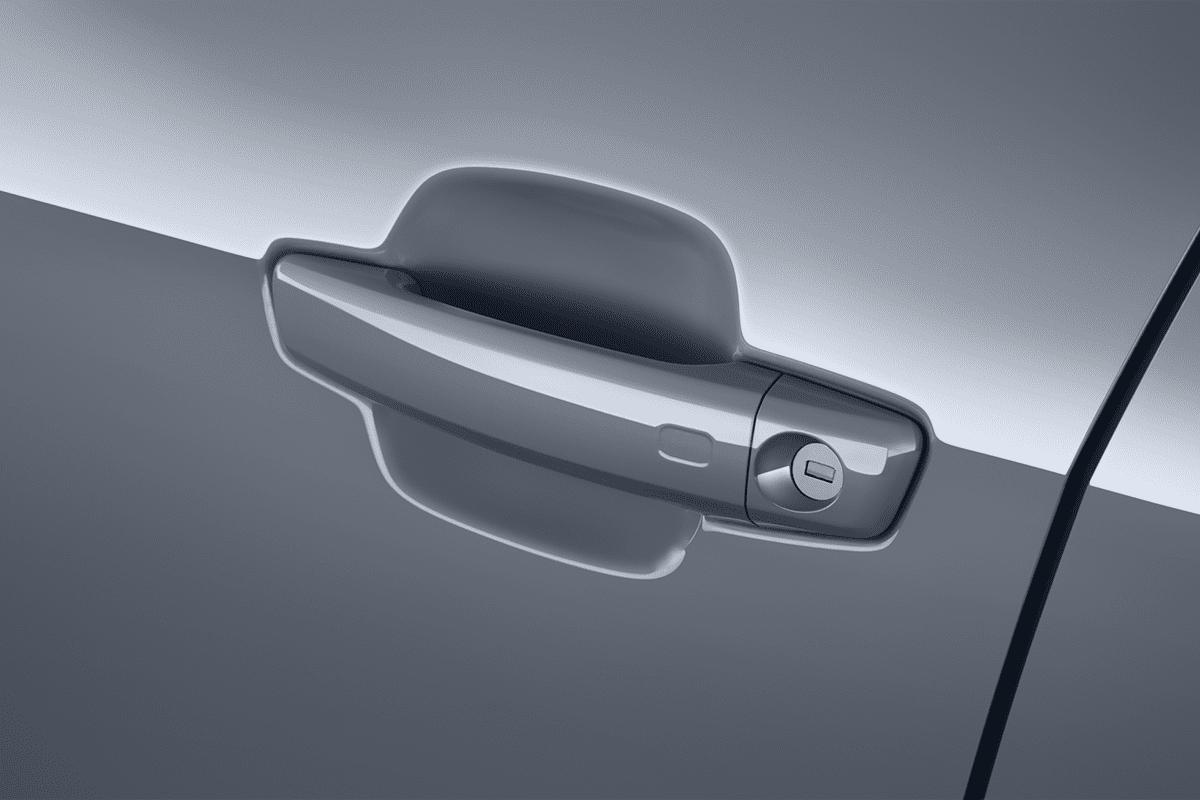 Audi Q2  doorhandle
