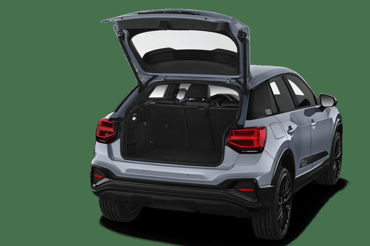 Audi Q2  trunk
