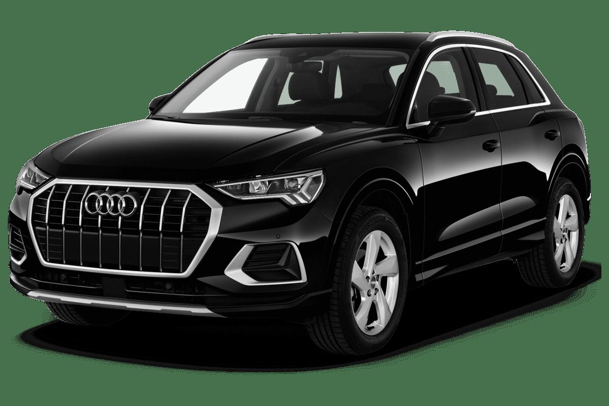 Audi Q3 All-in-One-Paket angularfront