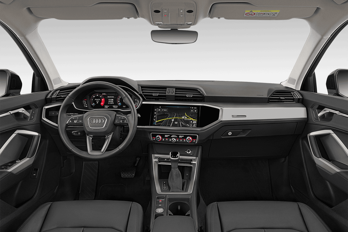Audi Q3 All-in-One-Paket dashboard