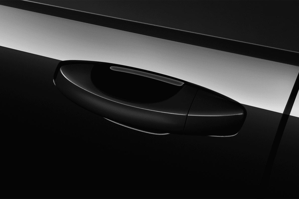 Audi Q3 All-in-One-Paket doorhandle