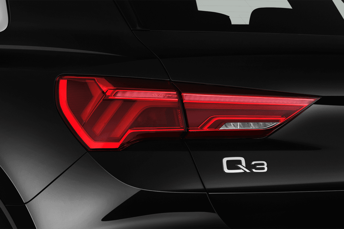 Audi Q3 All-in-One-Paket taillight