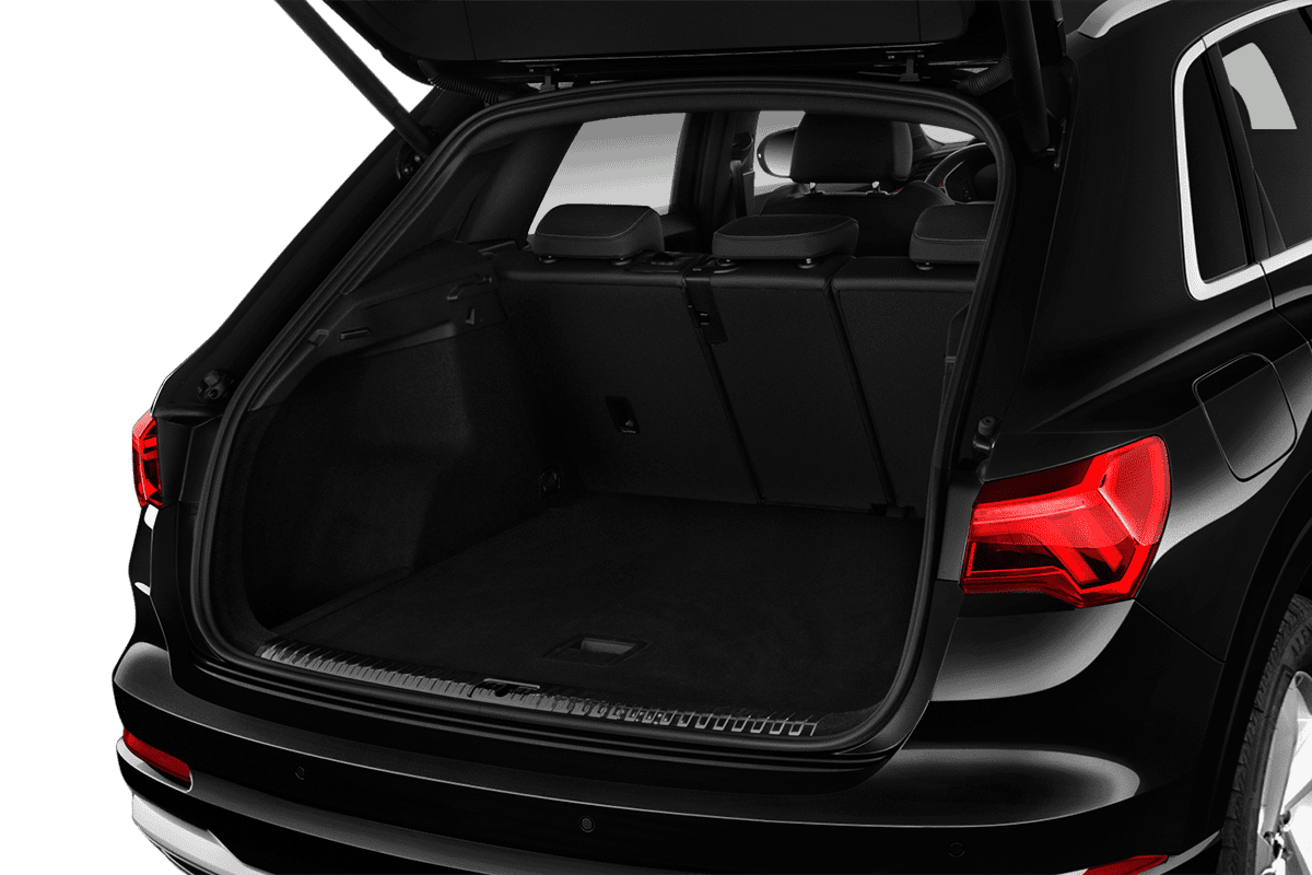 Audi Q3 All-in-One-Paket trunk