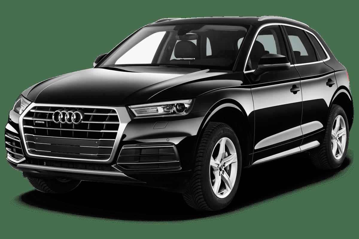Audi Q5 All-in-One-Paket angularfront