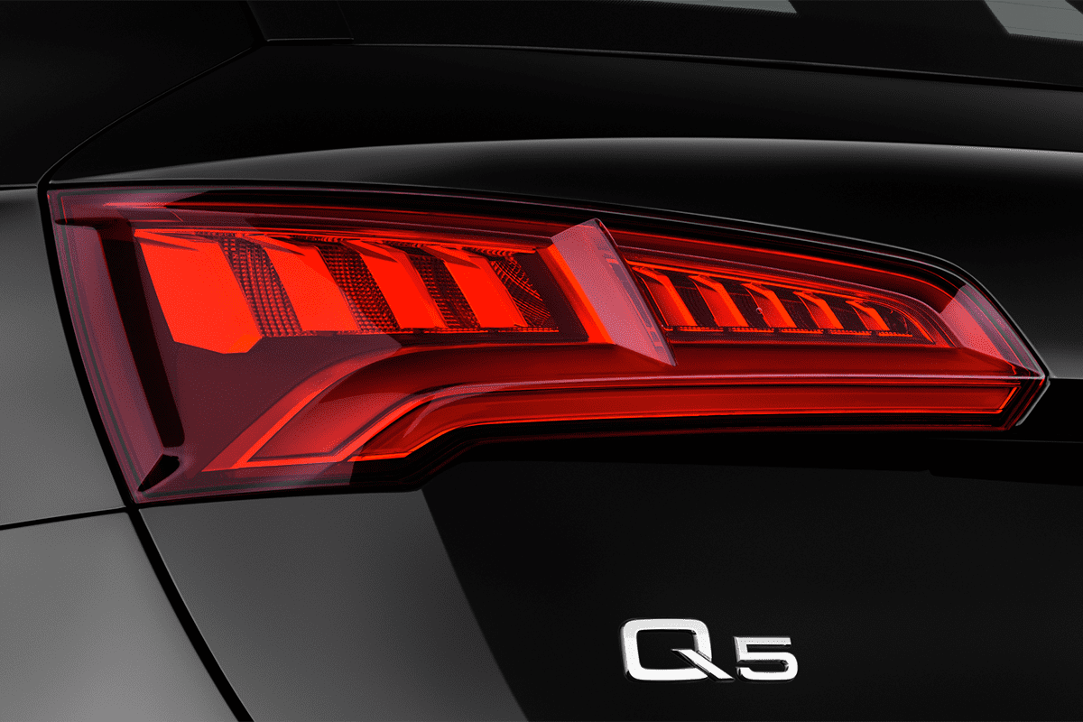Audi Q5 All-in-One-Paket taillight