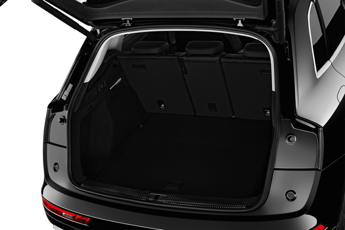 Audi Q5 All-in-One-Paket trunk