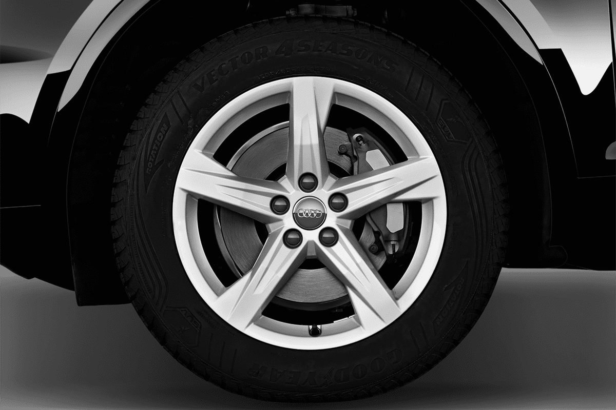 Audi Q5 All-in-One-Paket wheelcap