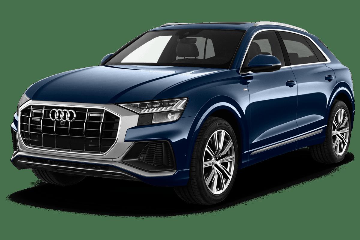 Audi SQ8 angularfront