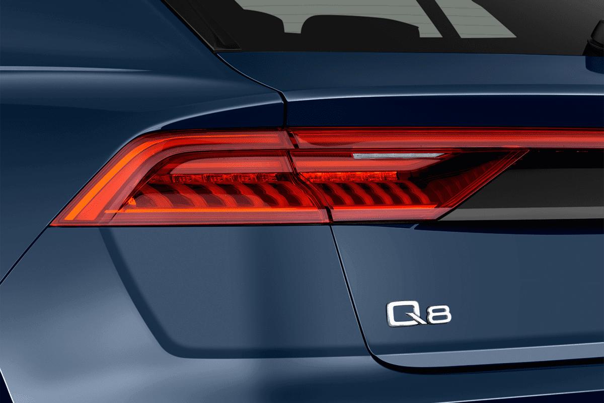Audi SQ8 taillight