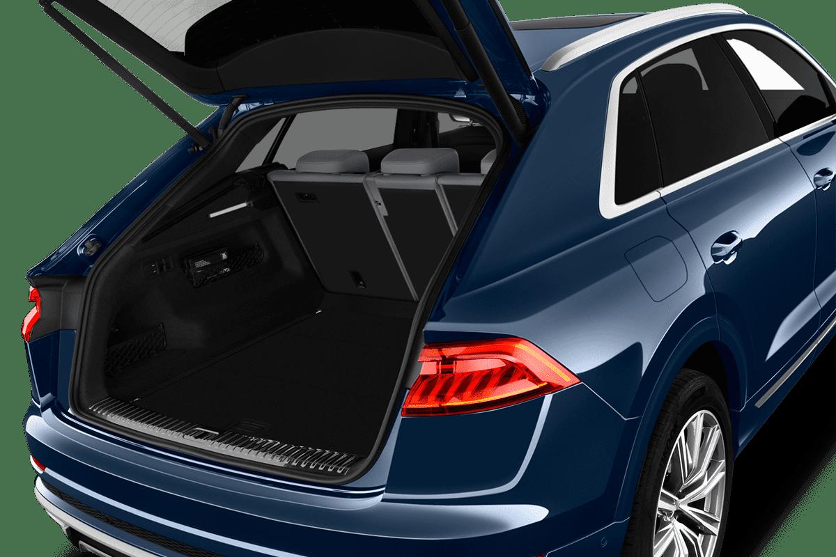 Audi SQ8 trunk