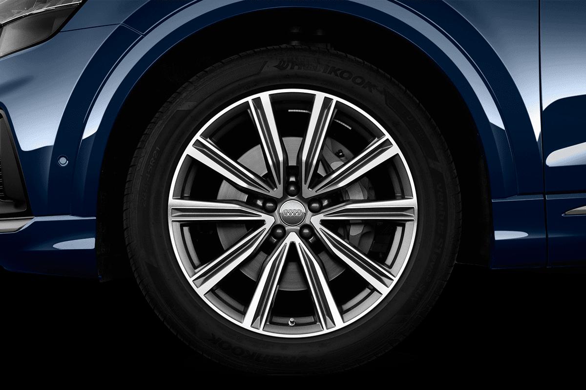 Audi SQ8 wheelcap