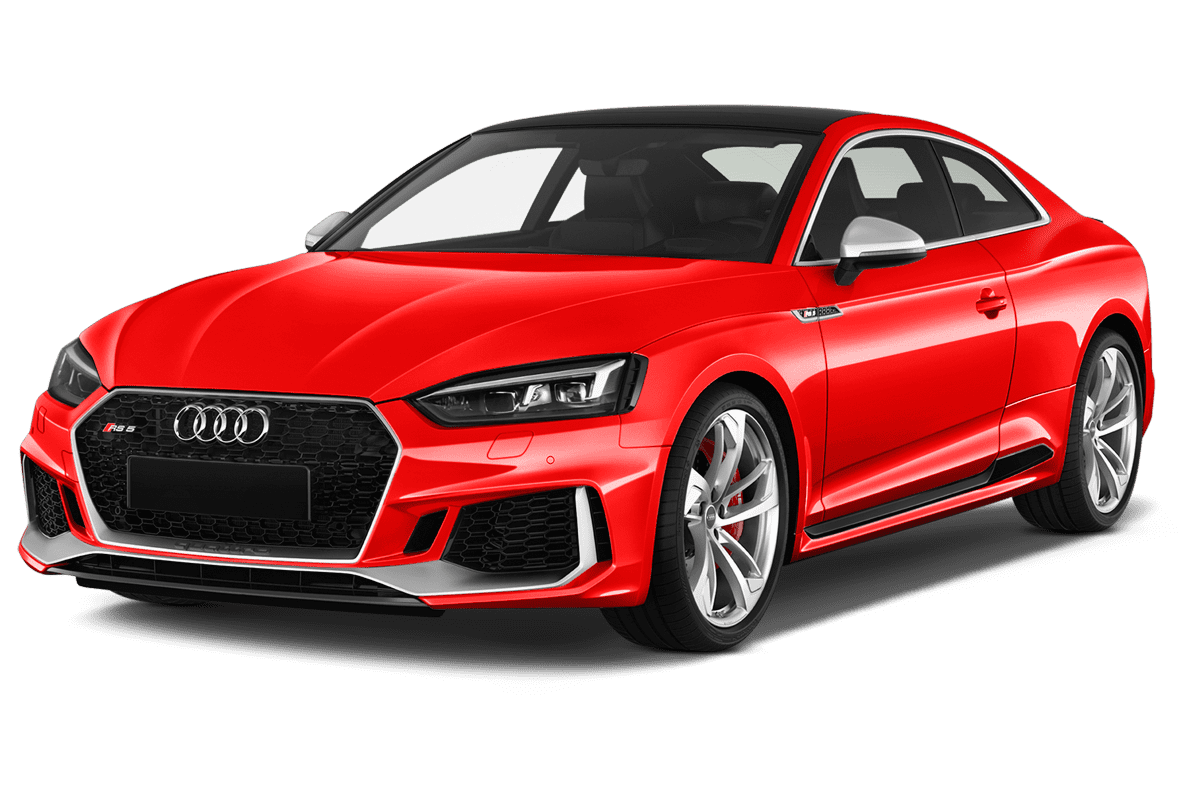 Audi RS5 All-in-One-Paket angularfront