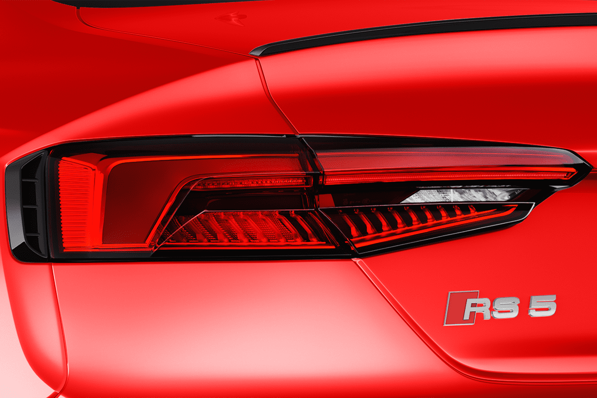 Audi RS5 All-in-One-Paket taillight