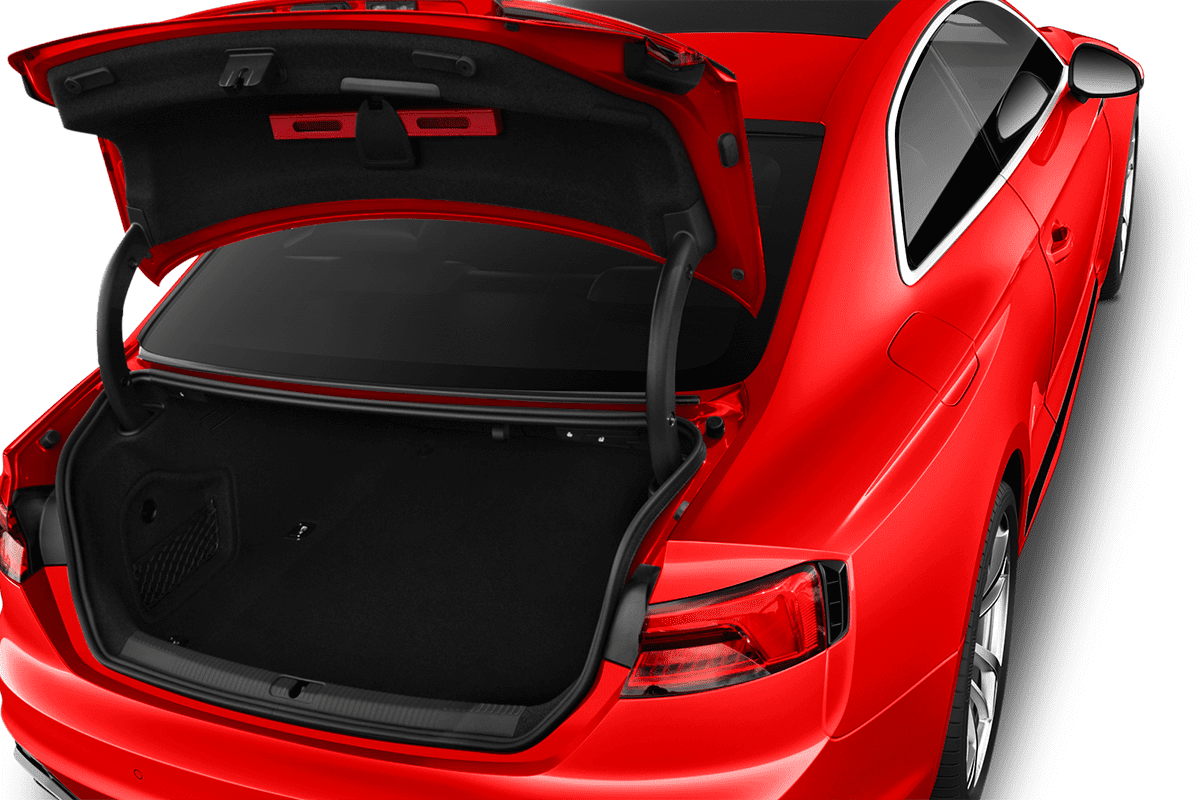 Audi RS5 All-in-One-Paket trunk