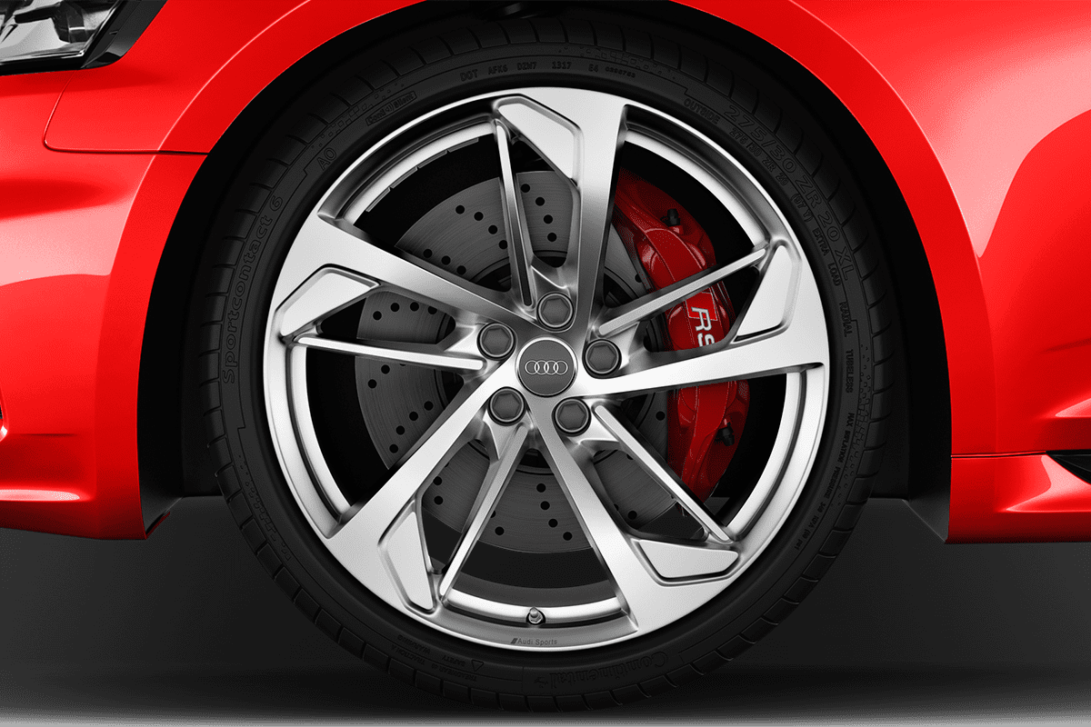 Audi RS5 All-in-One-Paket wheelcap
