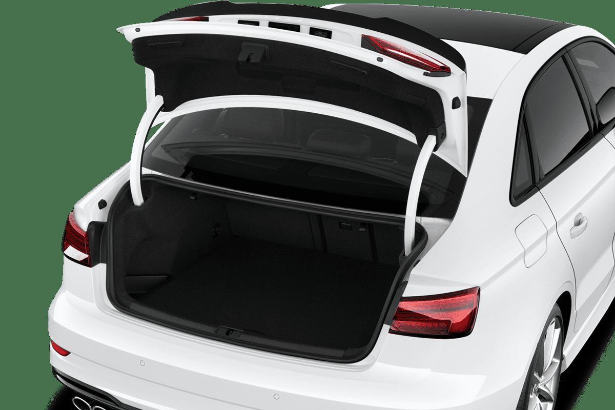 Audi S3 Limousine BEST DEAL trunk