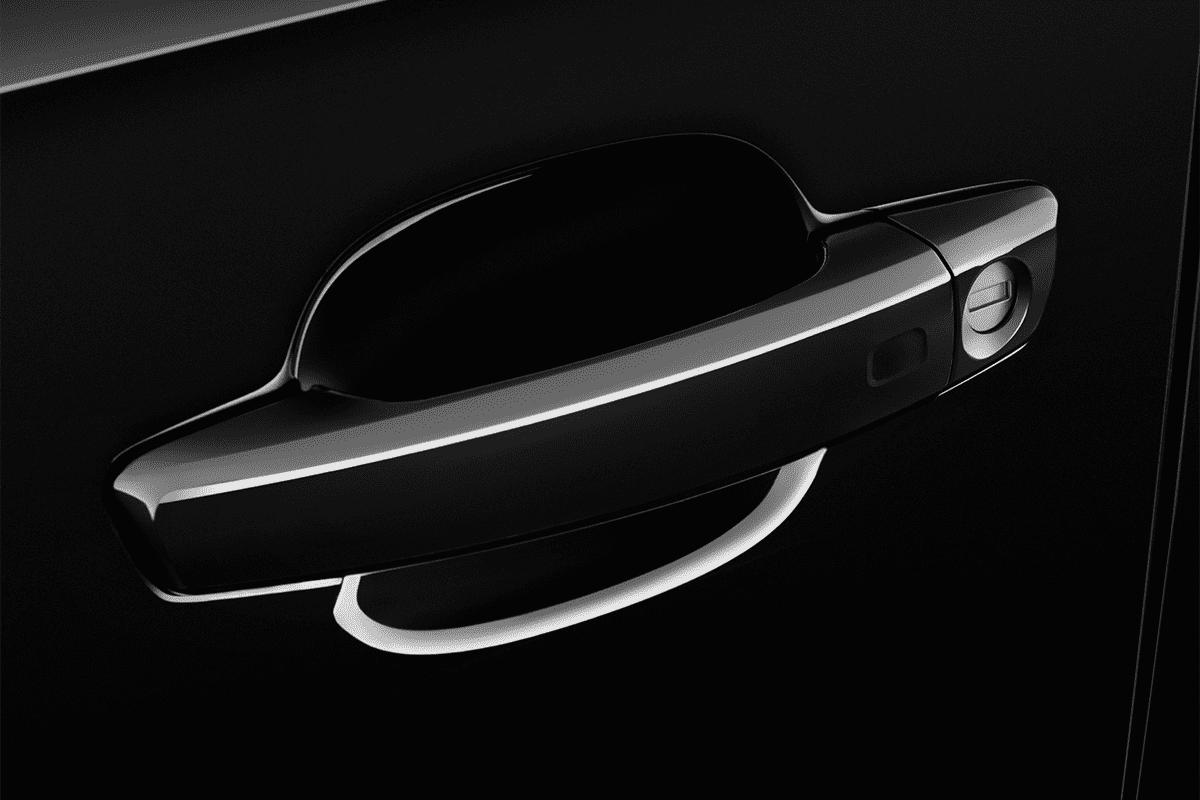 Audi S3 Sportback All-in-One-Paket doorhandle