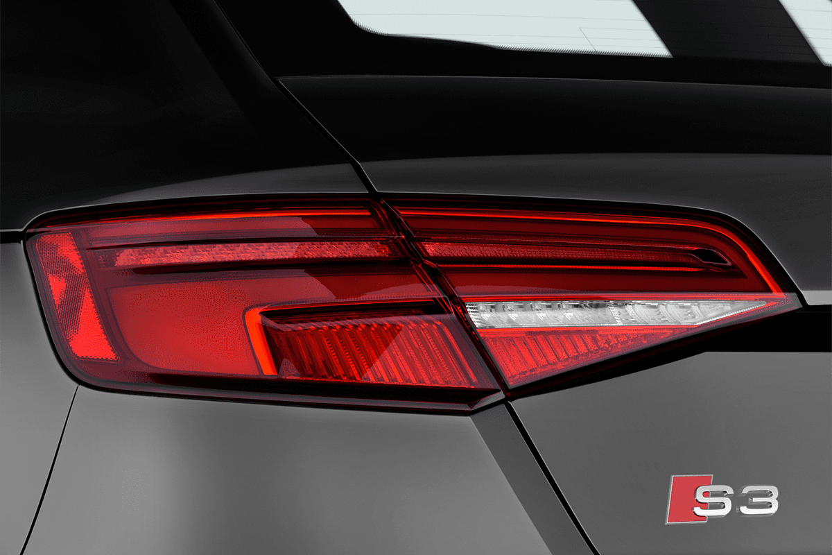 Audi S3 Sportback All-in-One-Paket taillight