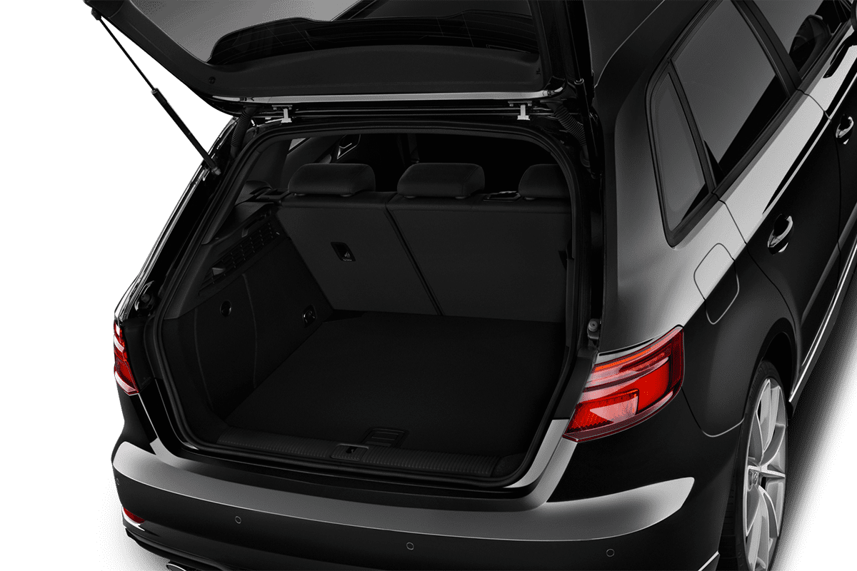 Audi S3 Sportback All-in-One-Paket trunk