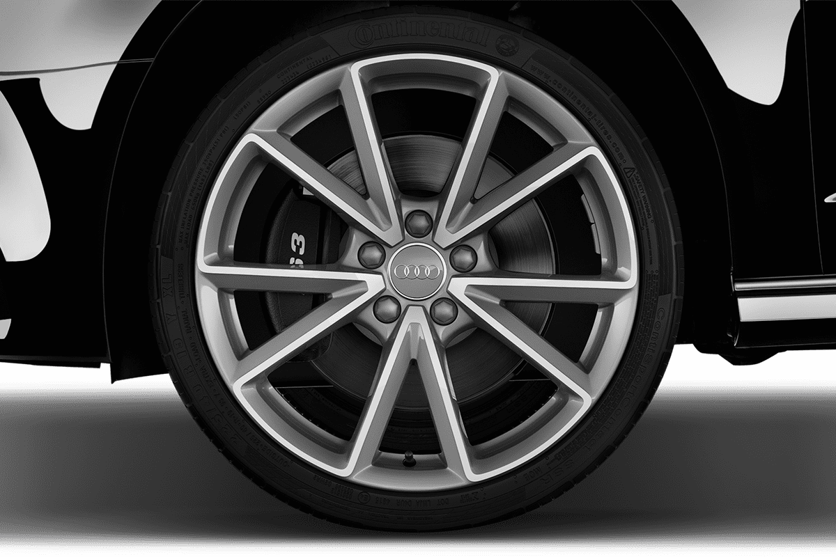 Audi S3 Sportback All-in-One-Paket wheelcap
