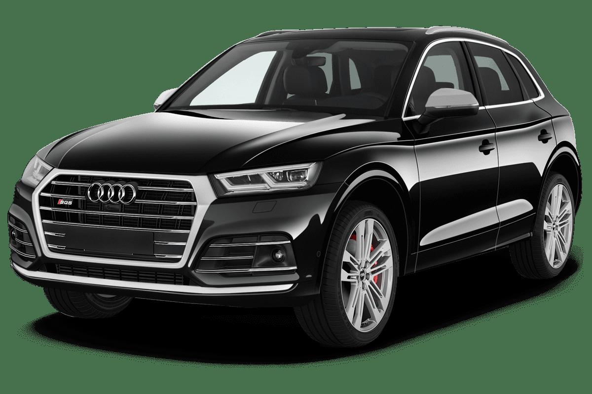 Audi SQ5 Sportback angularfront
