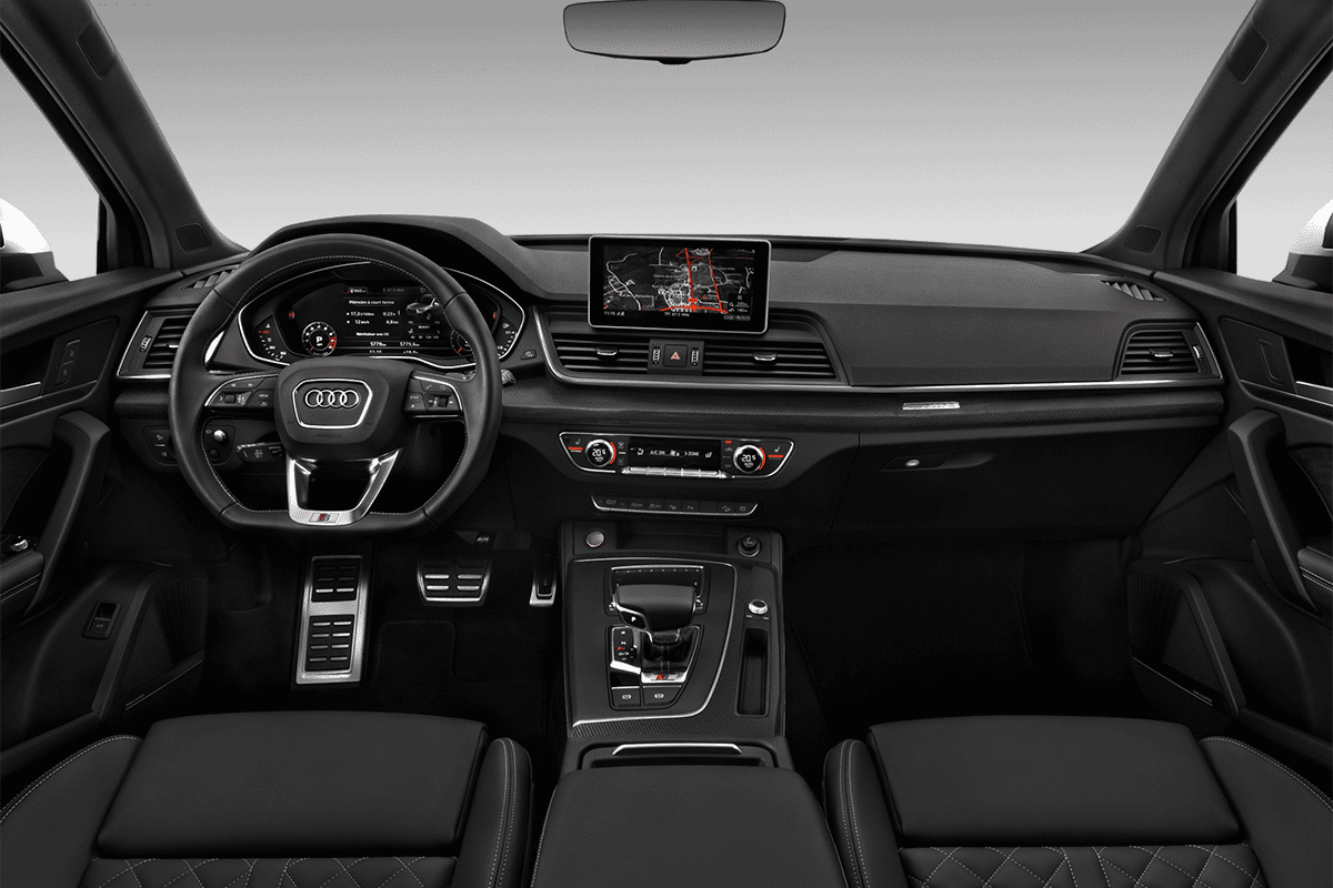 Audi SQ5 Sportback dashboard