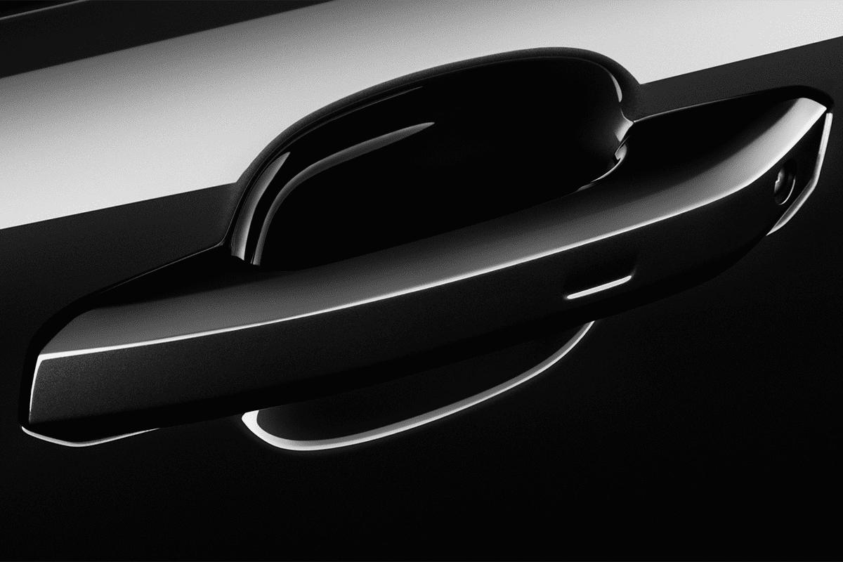 Audi SQ5 Sportback doorhandle