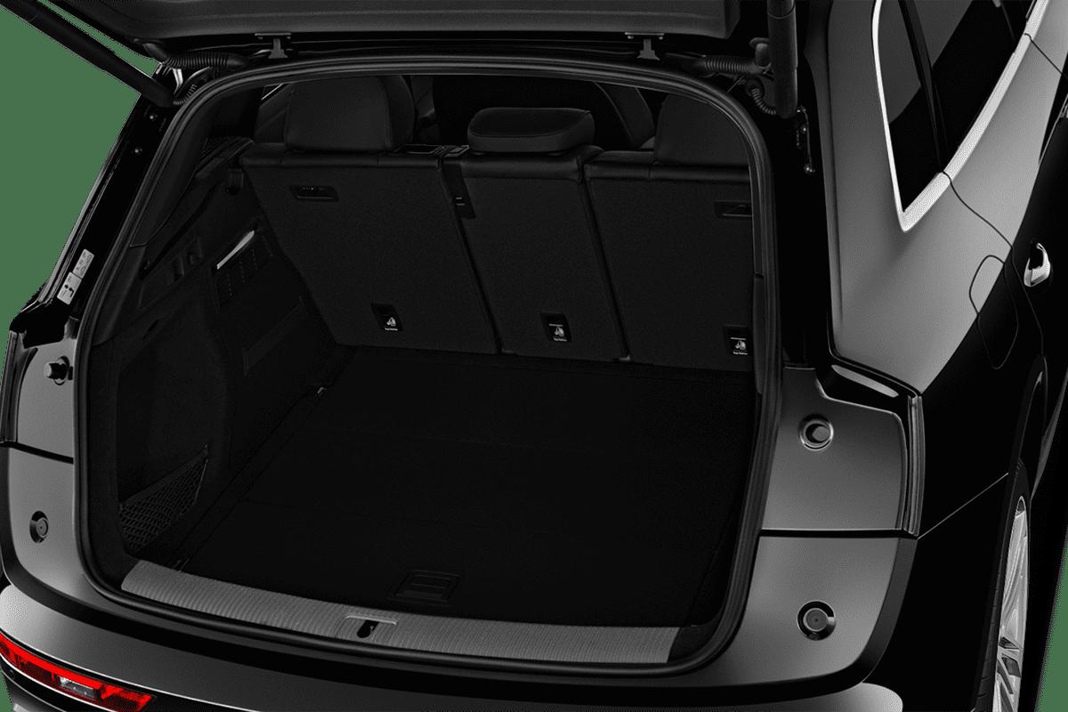 Audi SQ5 Sportback trunk